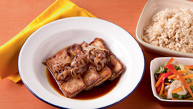 Tofu steak recipe how to cook the perfect tofu steak tagalog need a quick and delicious meal try this tofu steak recipe requiring only pantry staples its the perfect dish for busy weeknights forumfinder Choice Image