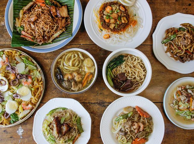 Filipino Food Recipes Pancit