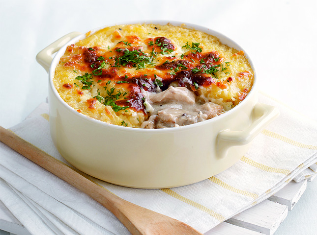 Meet the One-Pan Meal: Chicken Casserole Recipe