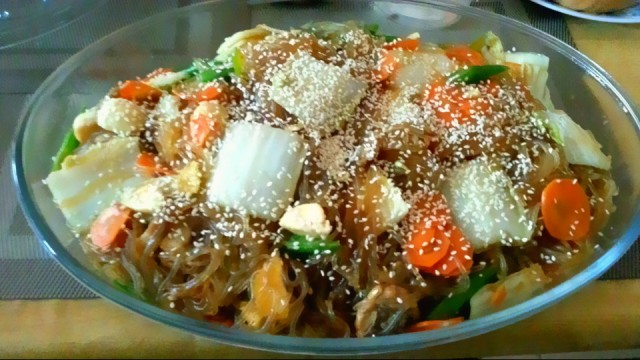 The authentic filipino food pinoy recipes pasta vegetables reader recipes forumfinder Image collections